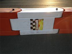 Go Kart Safety Barriers
